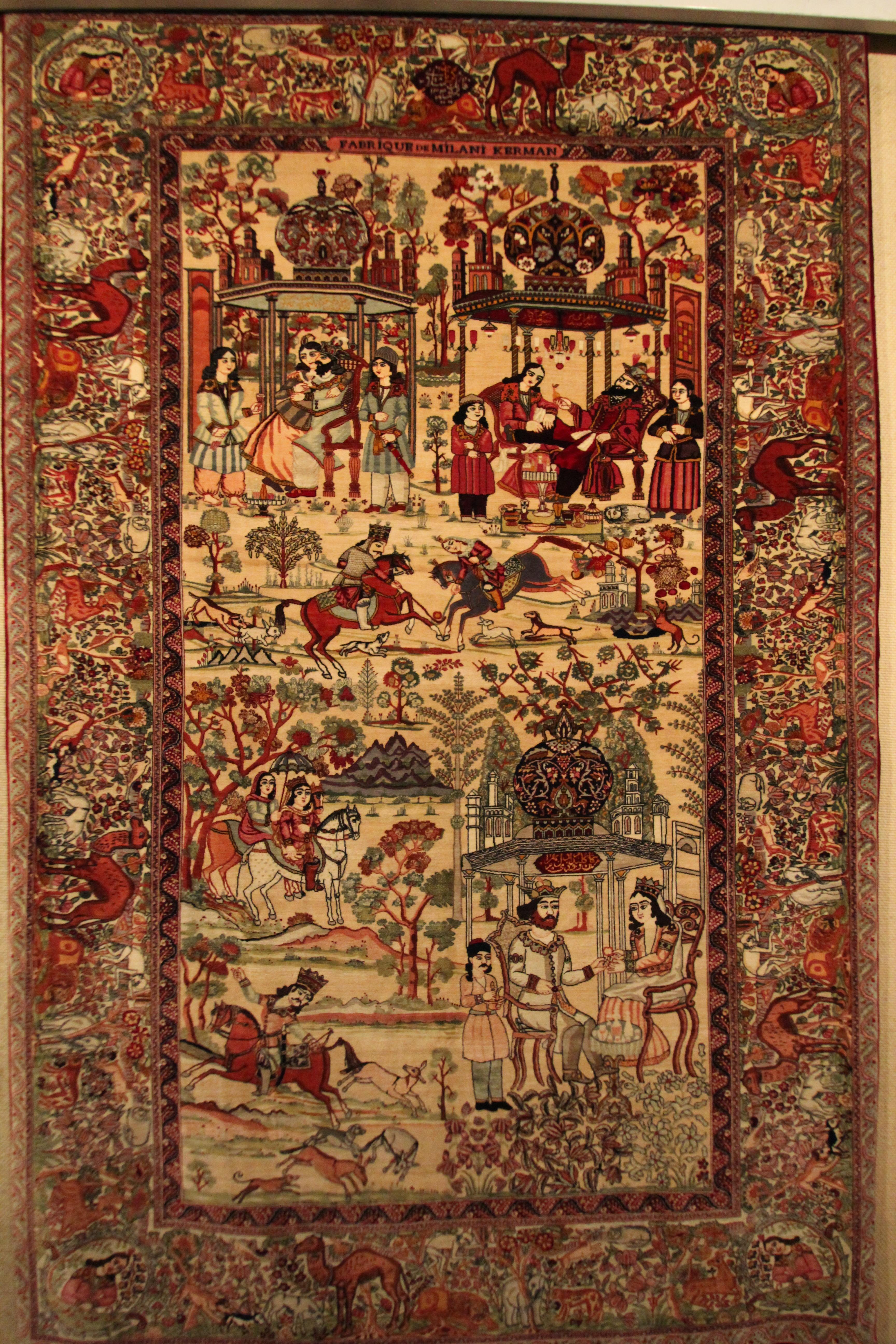 File 2011 Carpet Museum Of Iran Tehran 6223587233 Jpg