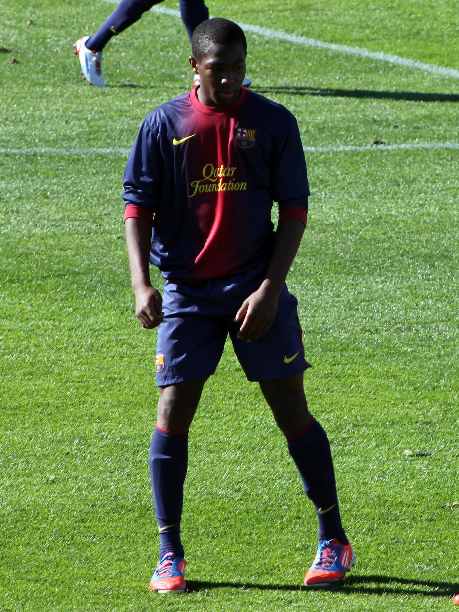 Adama Traoré (footballer, born 1996) - Wikipedia