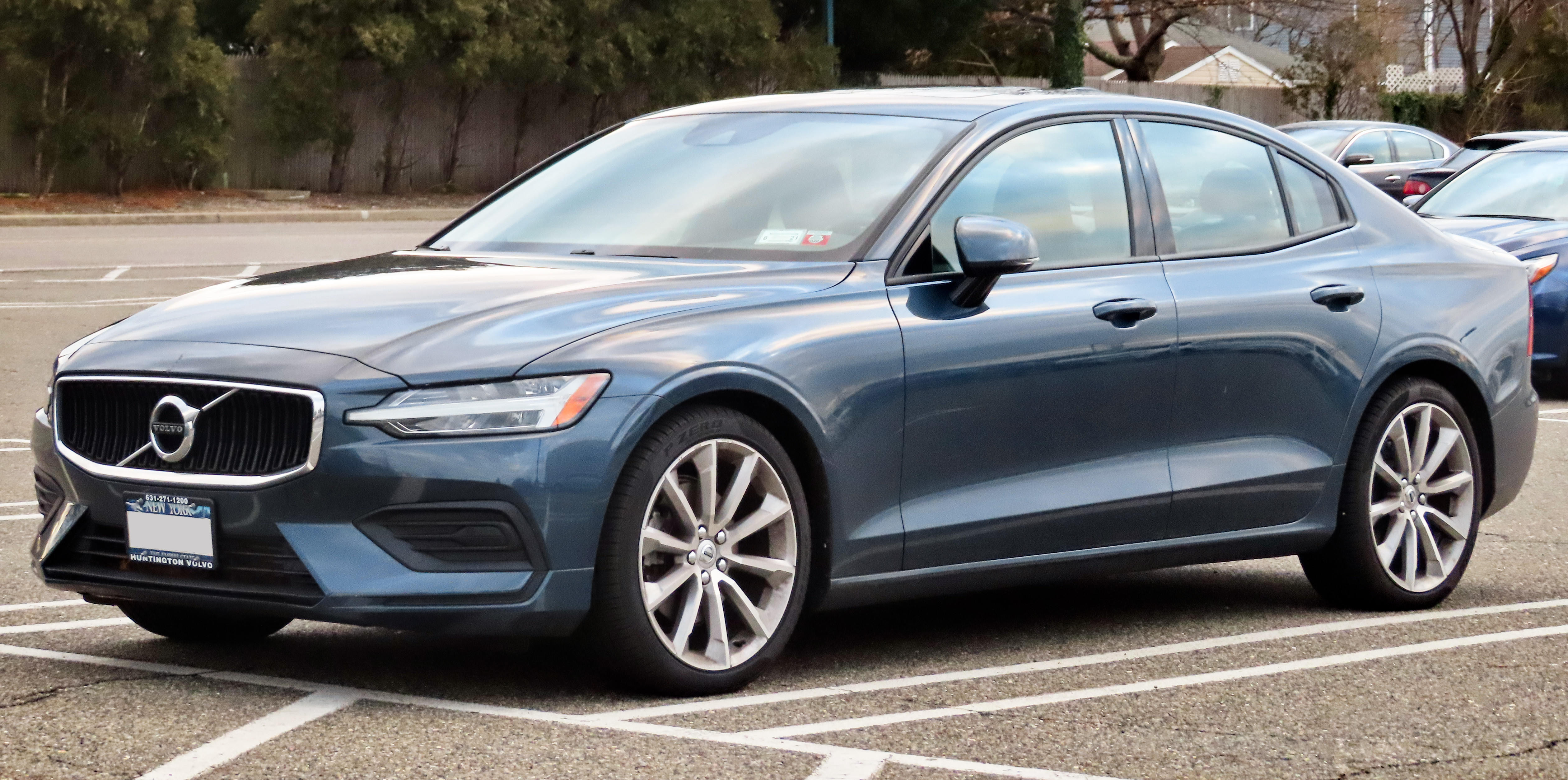 File:2019 Volvo S60 T5, front 1.26.20.jpg - Wikimedia Commons