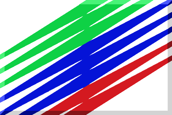 Stripe Blue Green And White: File:600px White With Green Blue Red Diagonal Stripes.png