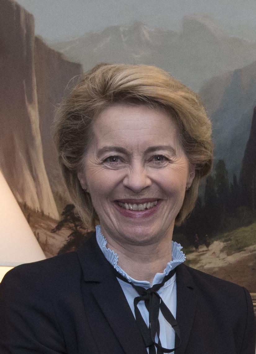 EU leaders pick Germany′s Ursula von der Leyen to lead ...  |Ursula Von Der Leyen