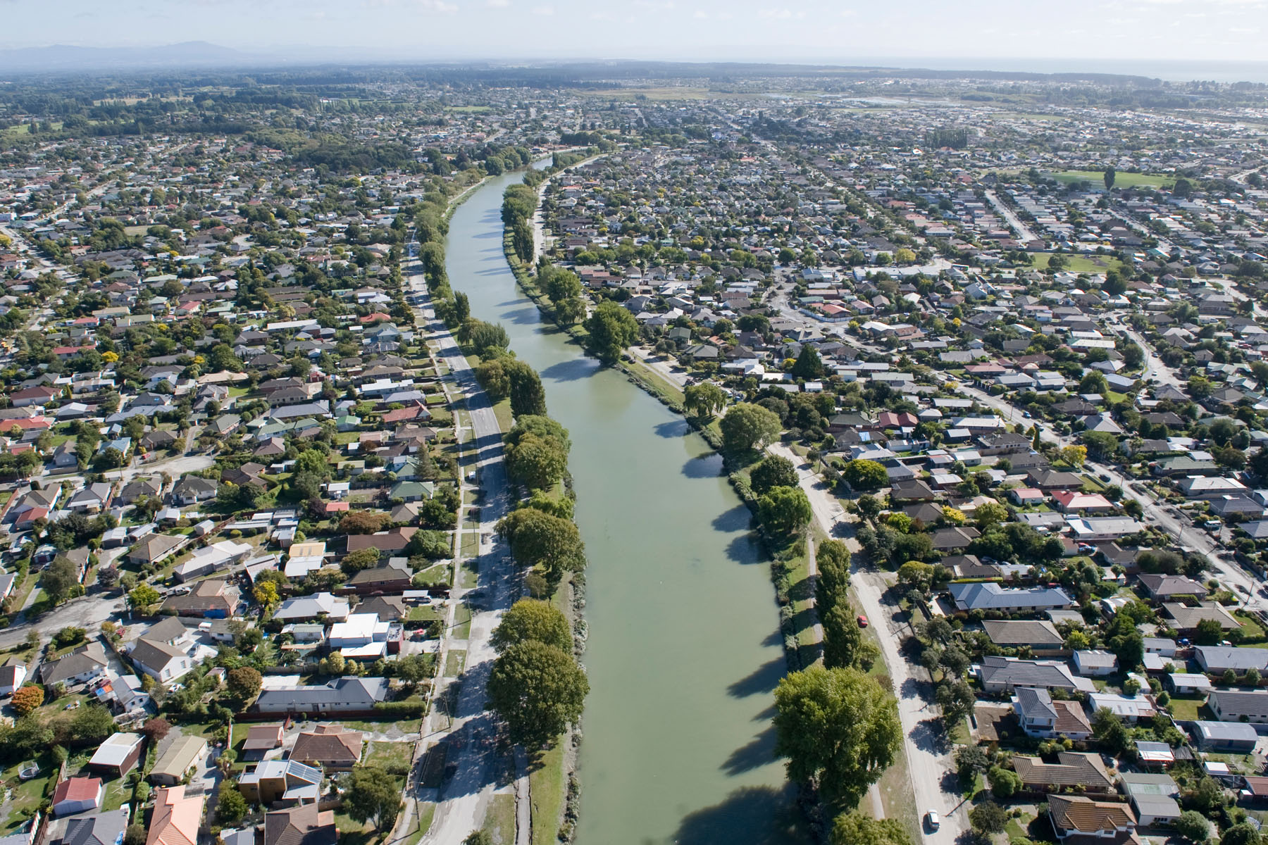 Christchurch Suburb