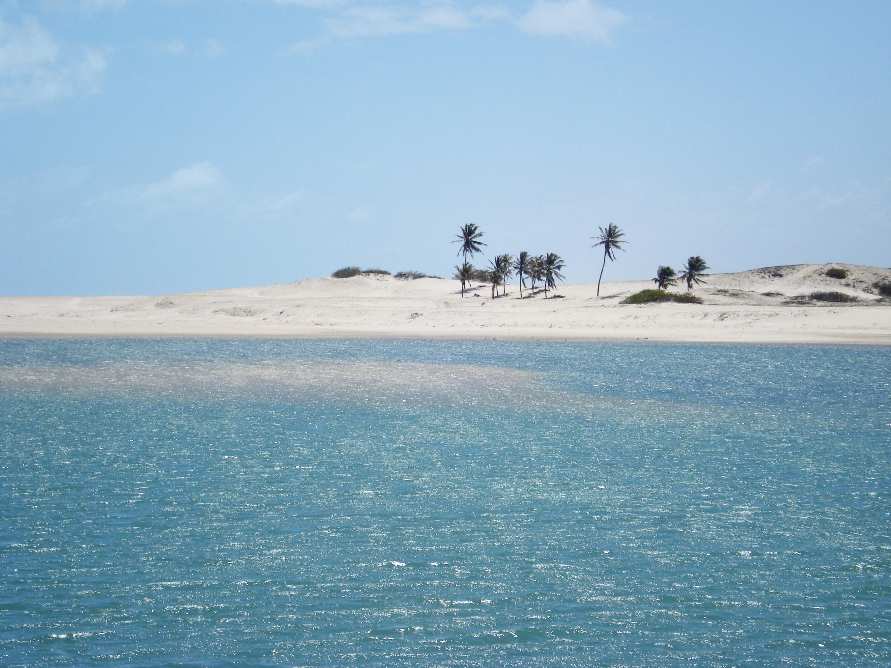 Passeio bate e volta de Fortaleza - Águas Belas