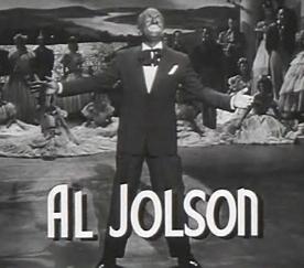Al Jolson.