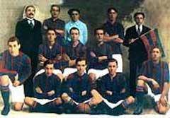 Club Atletico San Lorenzo de Almagro (C.A.S.L.A)