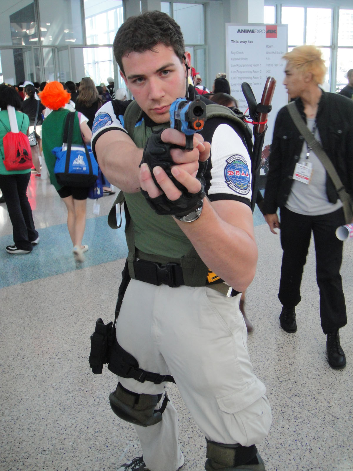 Chris Redfield Wikidata