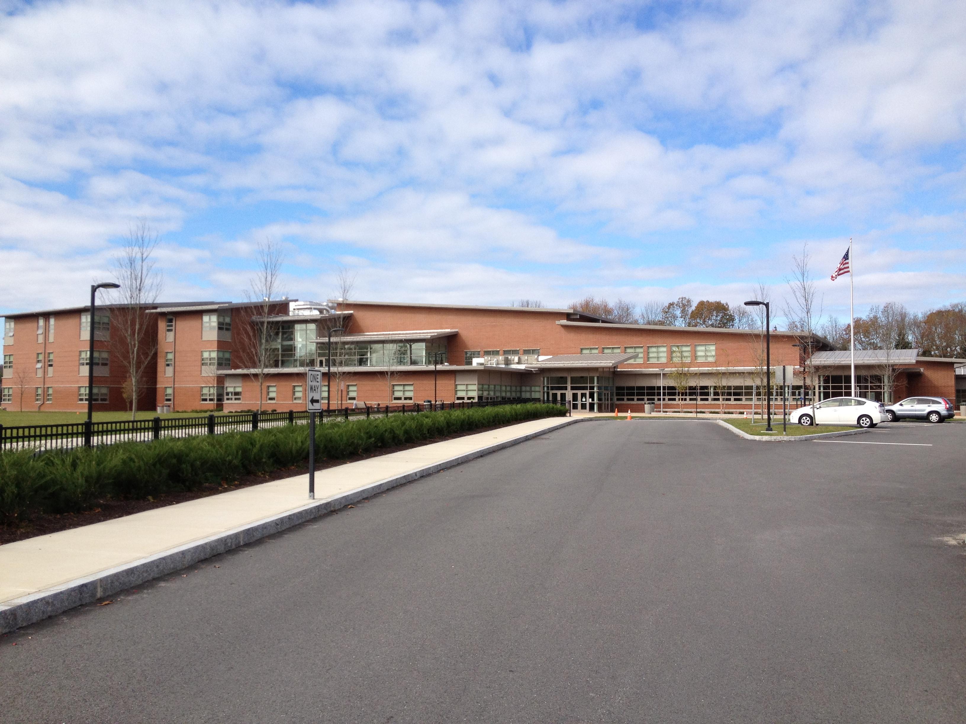 Cole Middle School East Greenwich Rhode Island