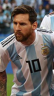 Veja o que saiu no Migalhas sobre Lionel Messi