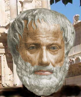 Aristotele in computer graphics