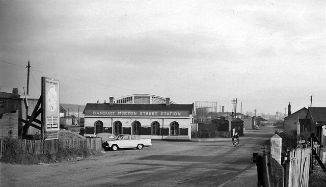 Banbury Merton Street Railway Station Wikipedia