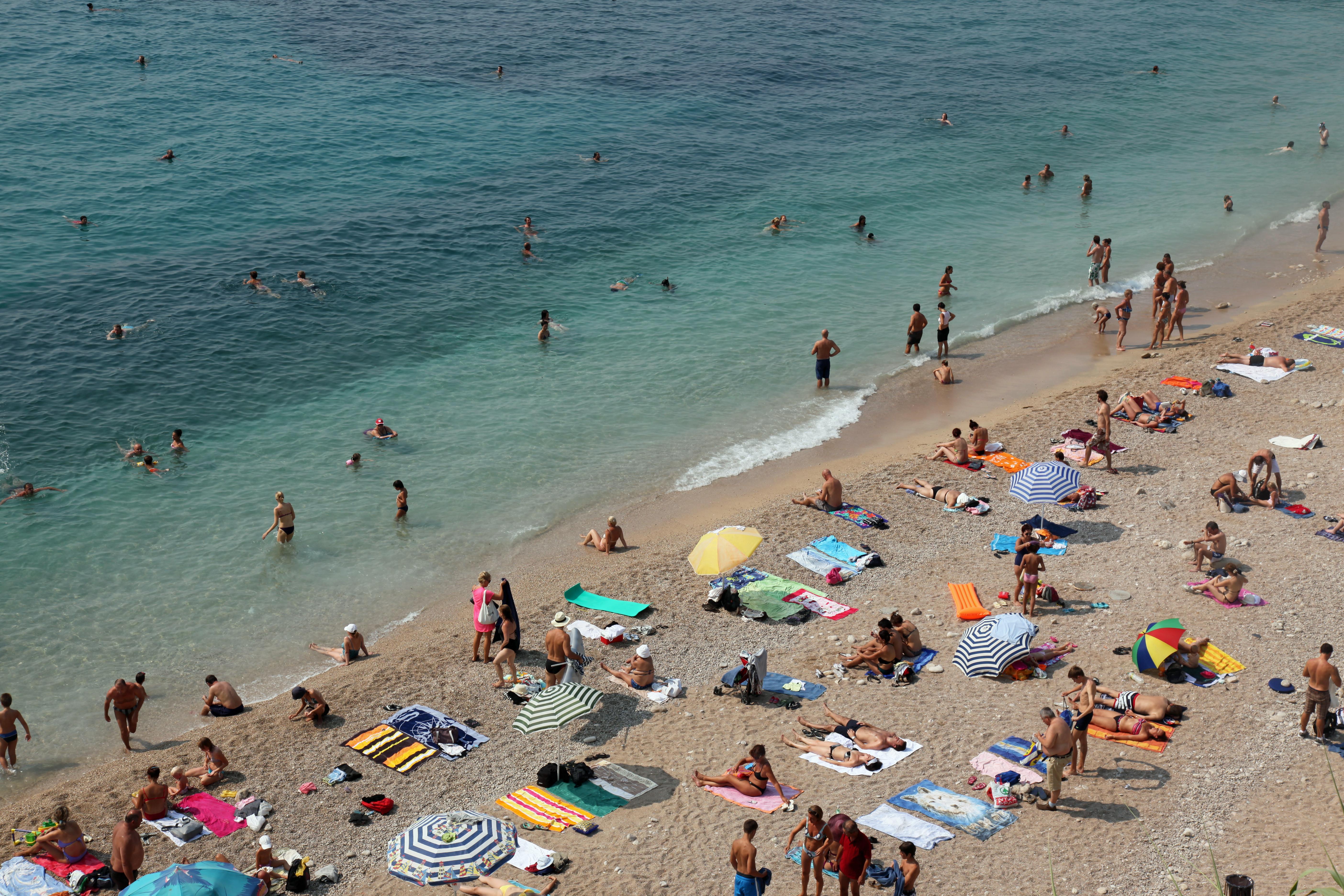 Croatia Best Beaches Party