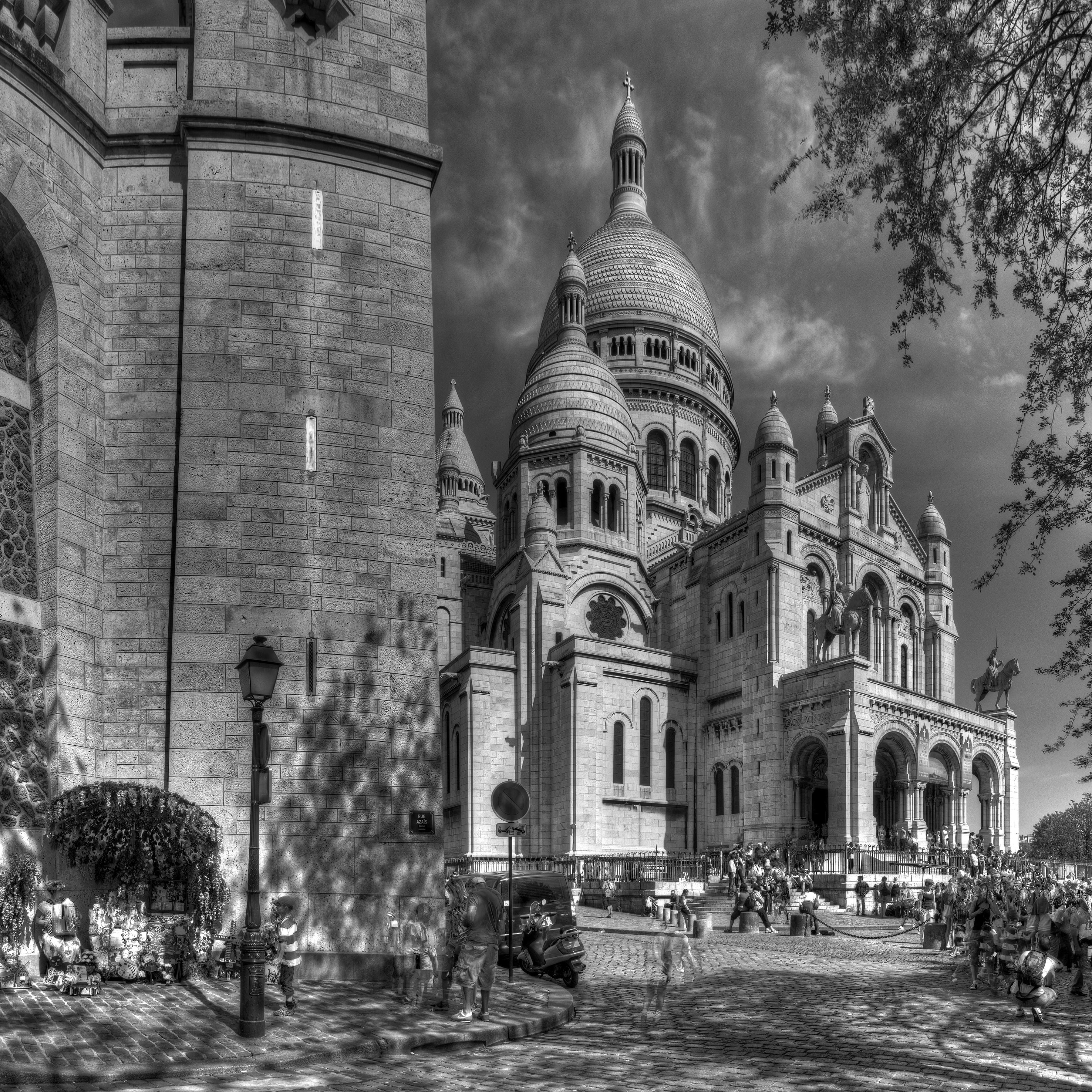 Filebasilique Du Sacré Cœur Paris France April 21