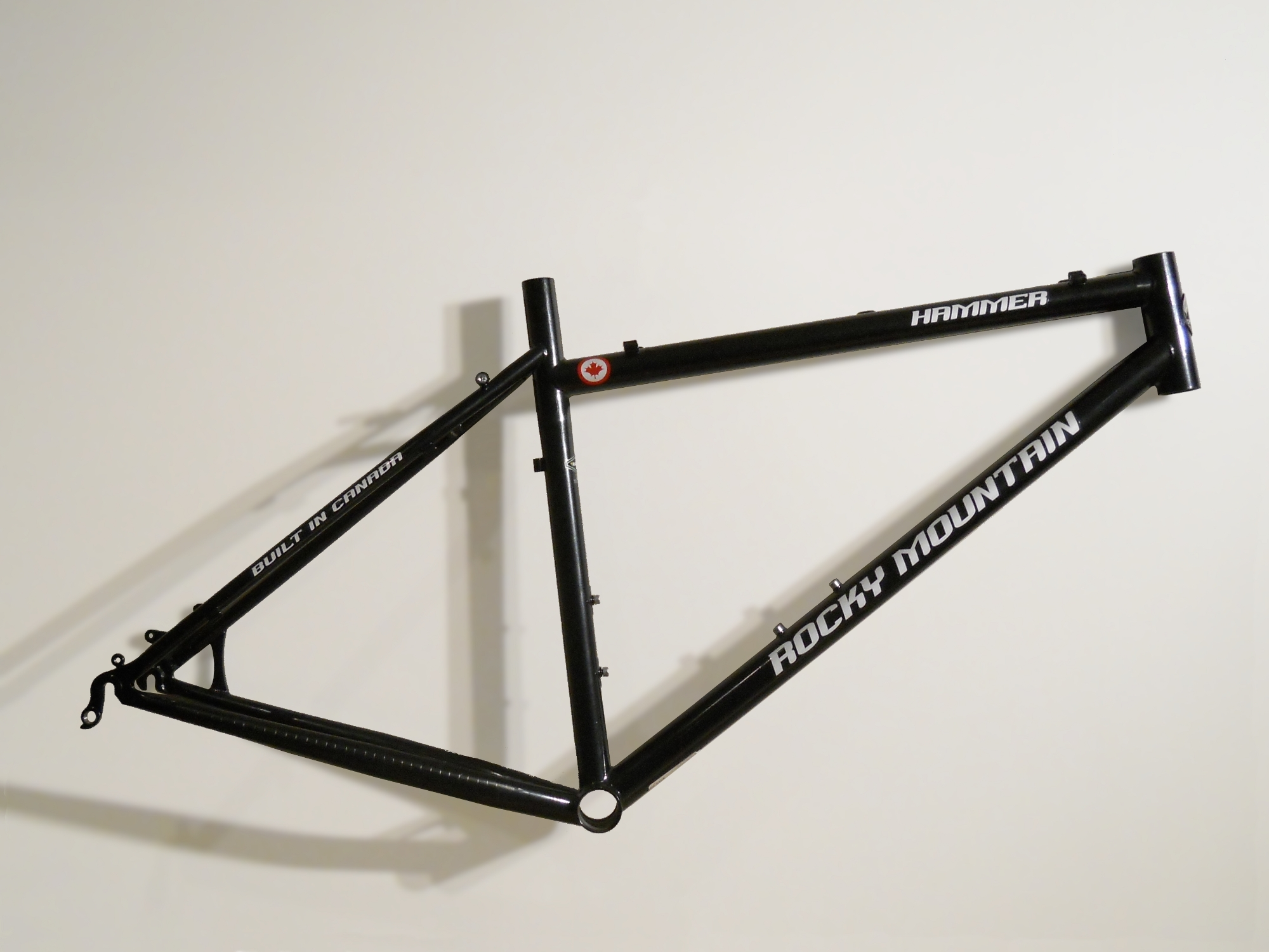 Bicycle frame - Wikiwand