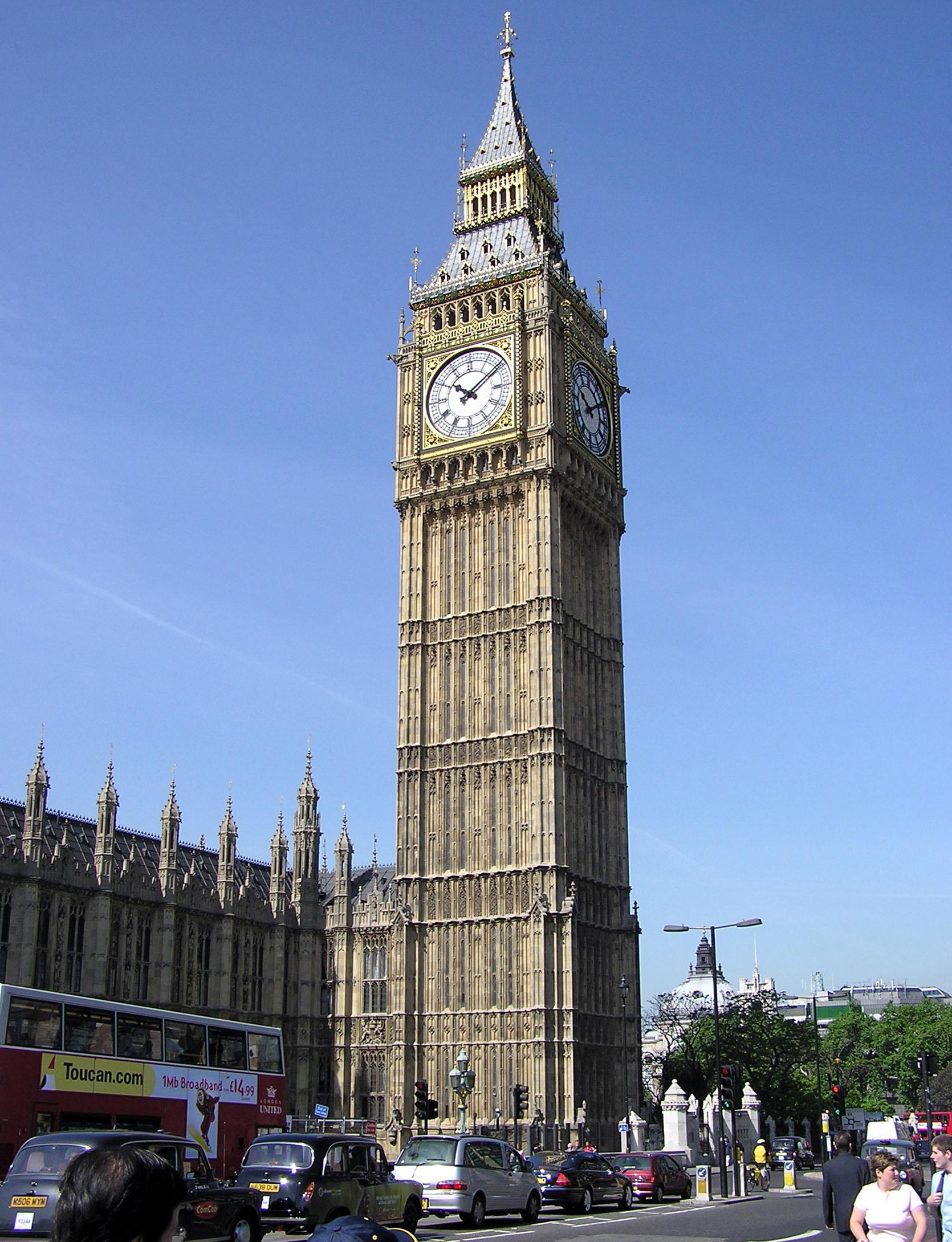 foto Big Ben - London