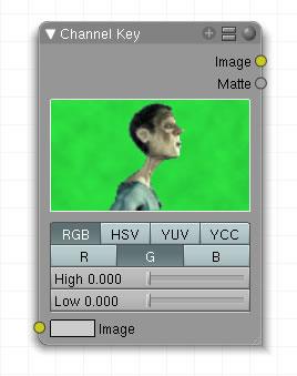 Blender Dokumentation: Composite-Nodes/ Matte/ Channel Key