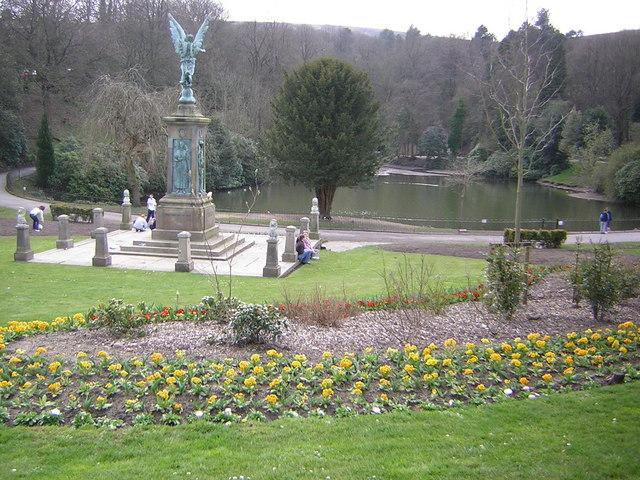 Bold Venture Park - geograph.org.uk - 1279689