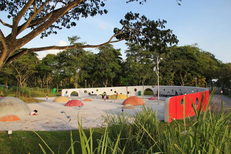 Bishan Ang Mo Kio Park Car Park