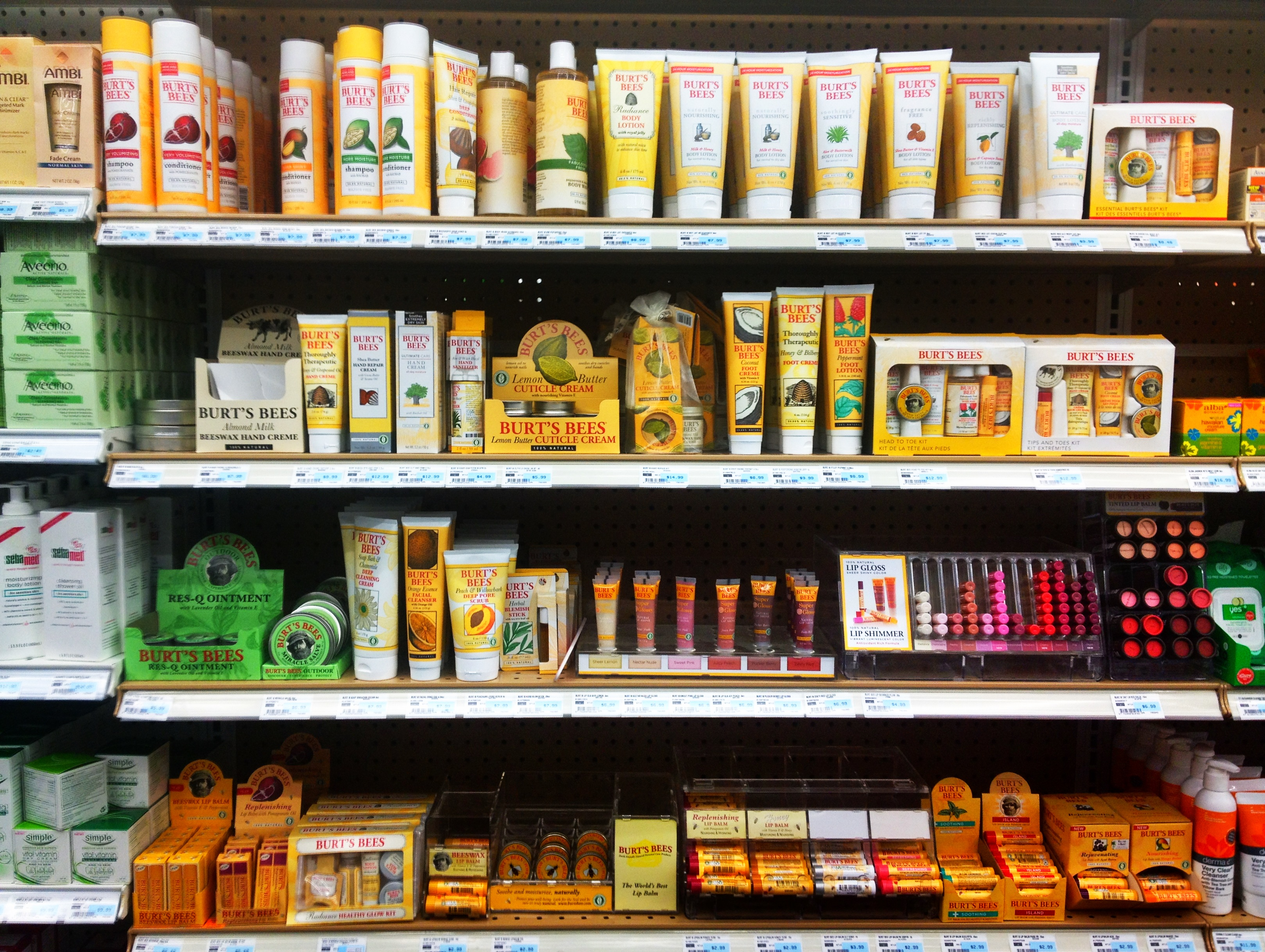 File:Burt's Bees Products, Sep 2012.JPG - Wikimedia Commons