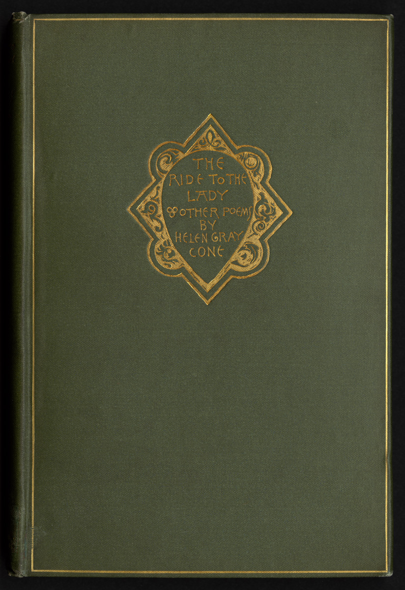 ''The Ride to the Lady and Other Poems'' (1891)