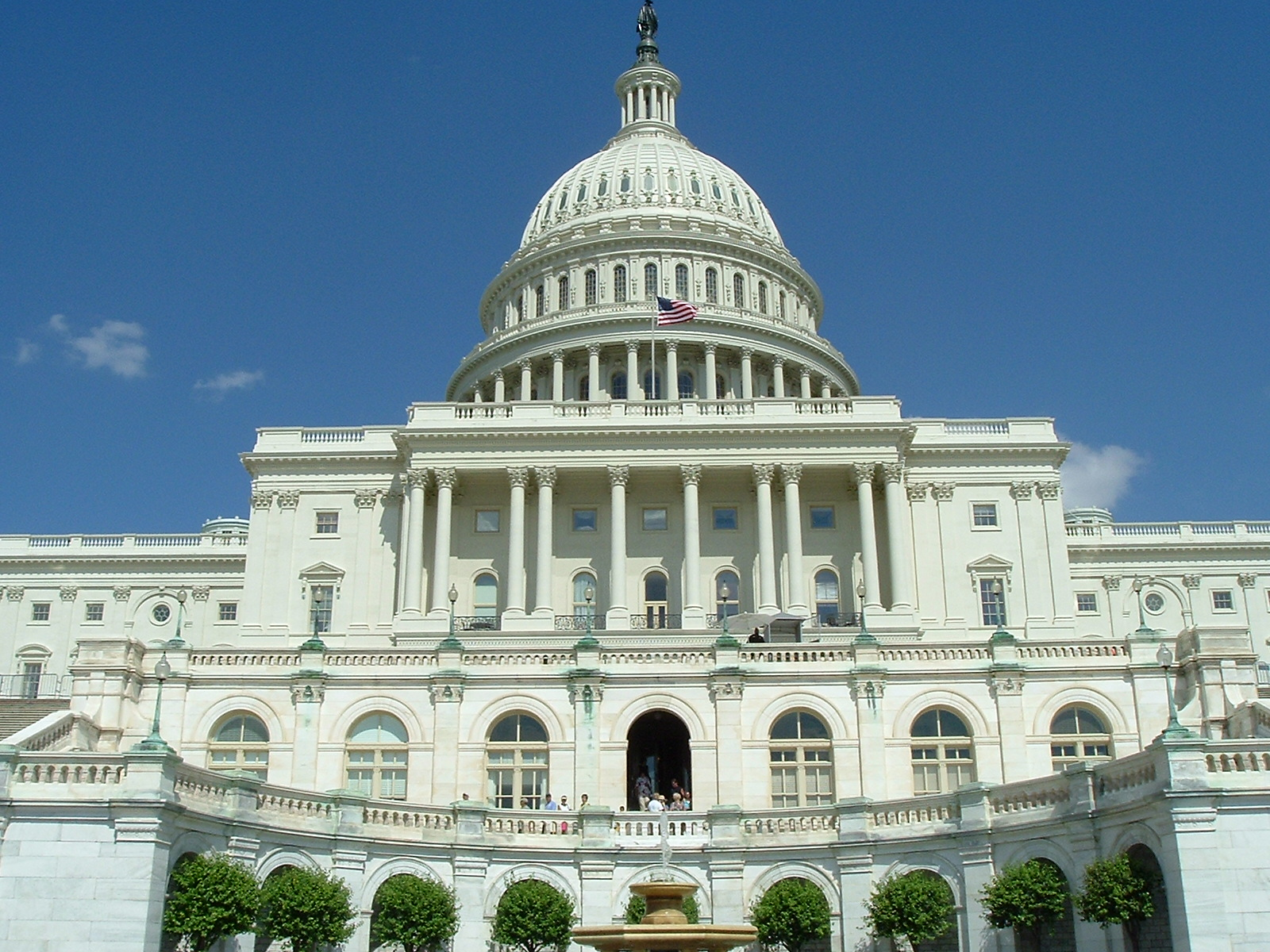 Capital in D.C.