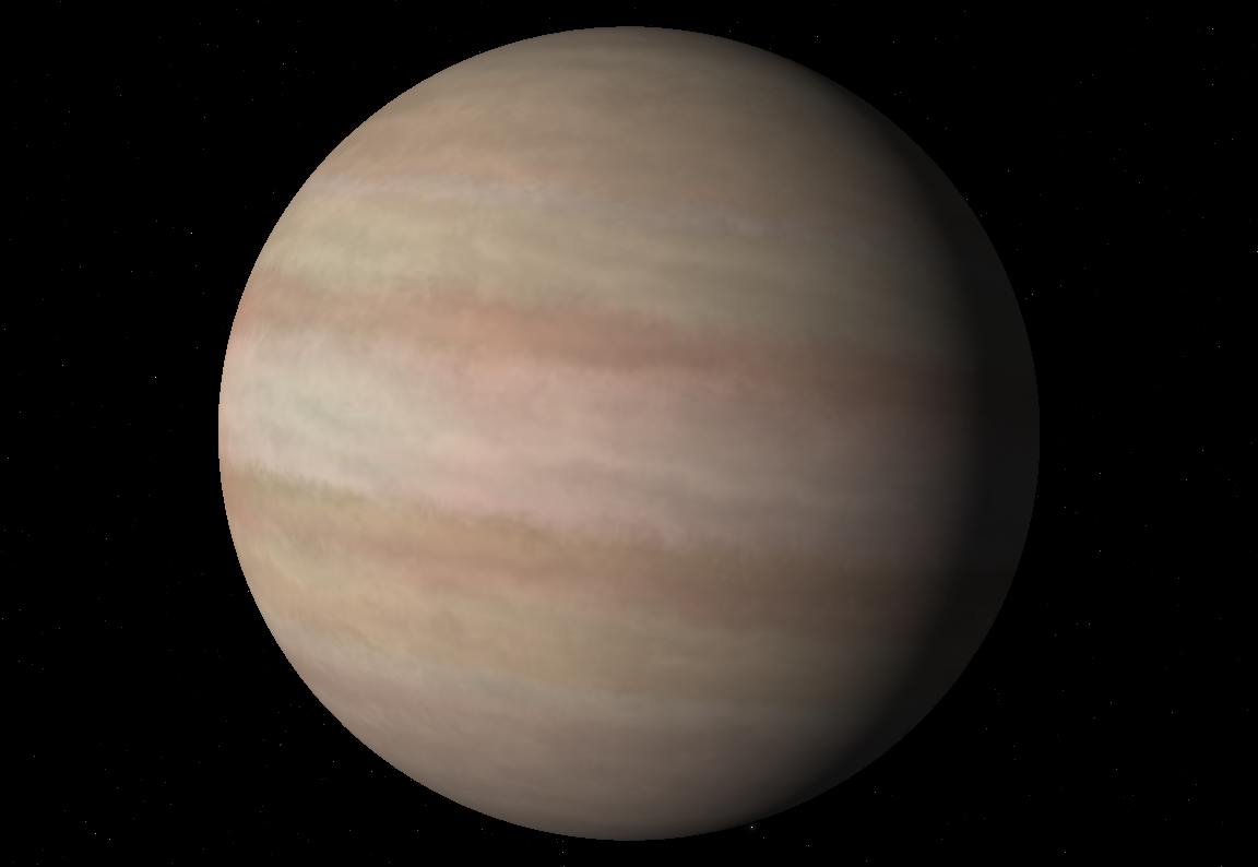 Sudarsky's gas giant classification - Wikipedia