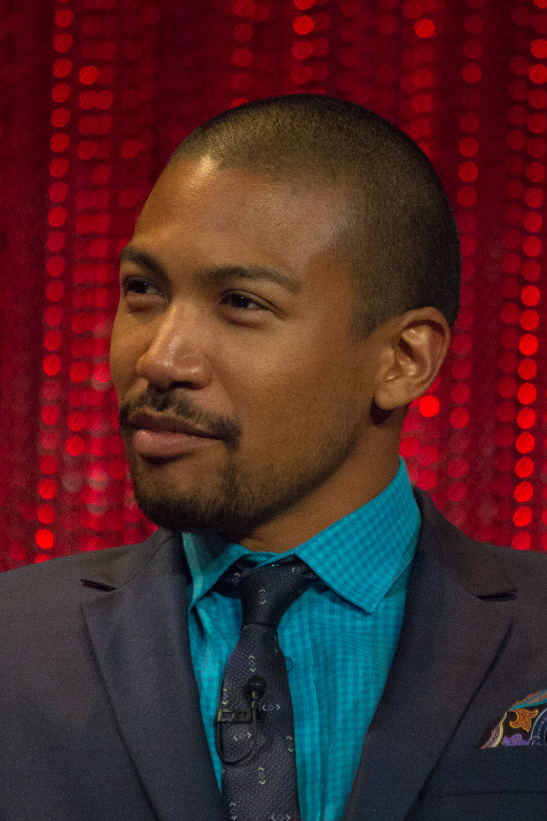 The 33-year old son of father (?) and mother(?) Charles Michael Davis in 2018 photo. Charles Michael Davis earned a  million dollar salary - leaving the net worth at 3 million in 2018