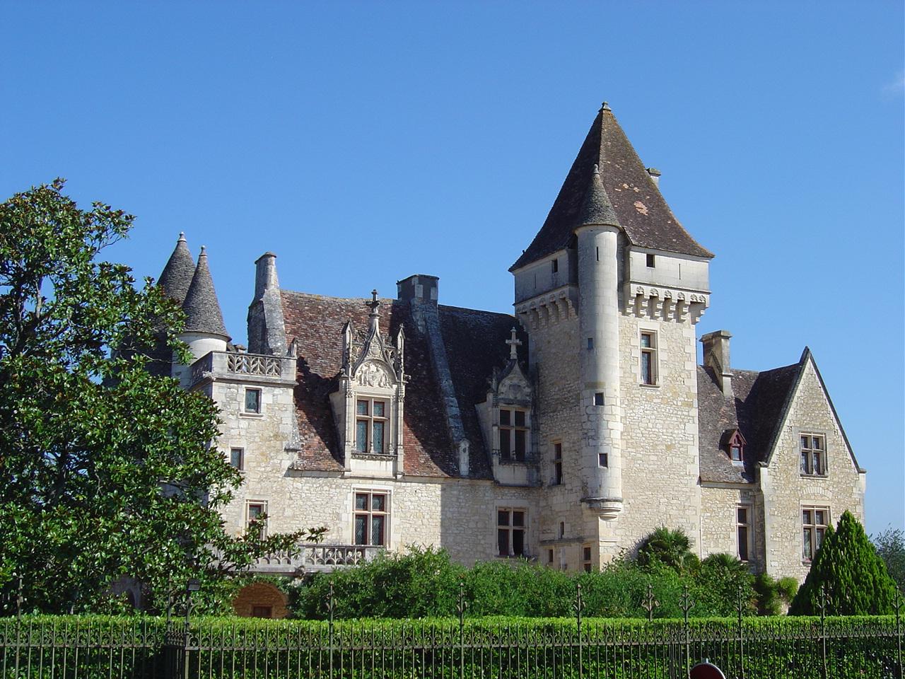Image illustrative de l'article Château des Milandes