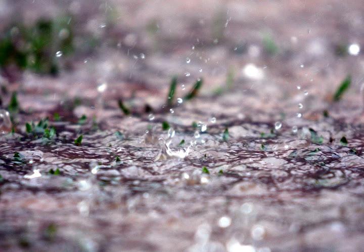 Resultado de imagem para chuva solo