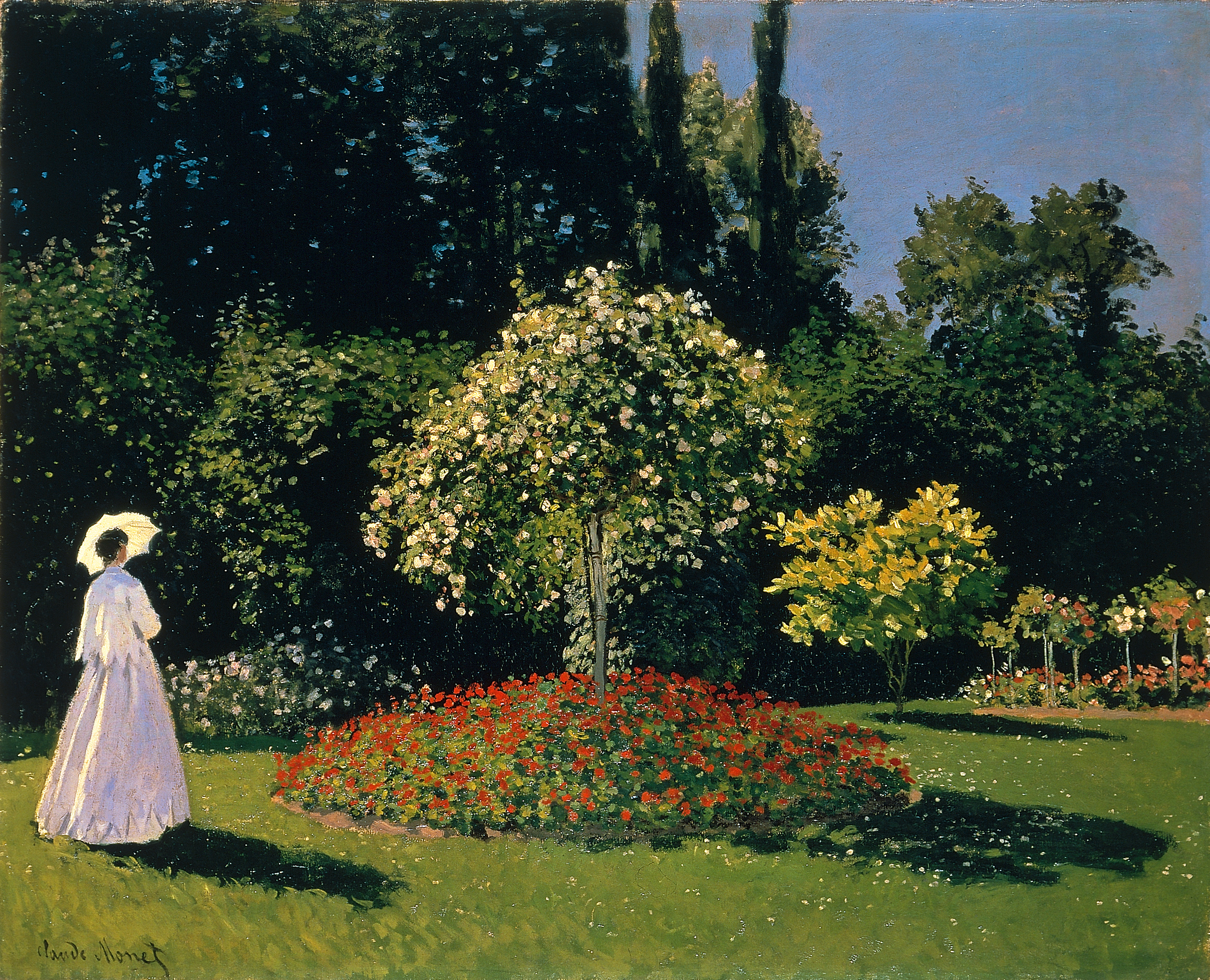 File claude monet wikimedia commons for Jardines monet