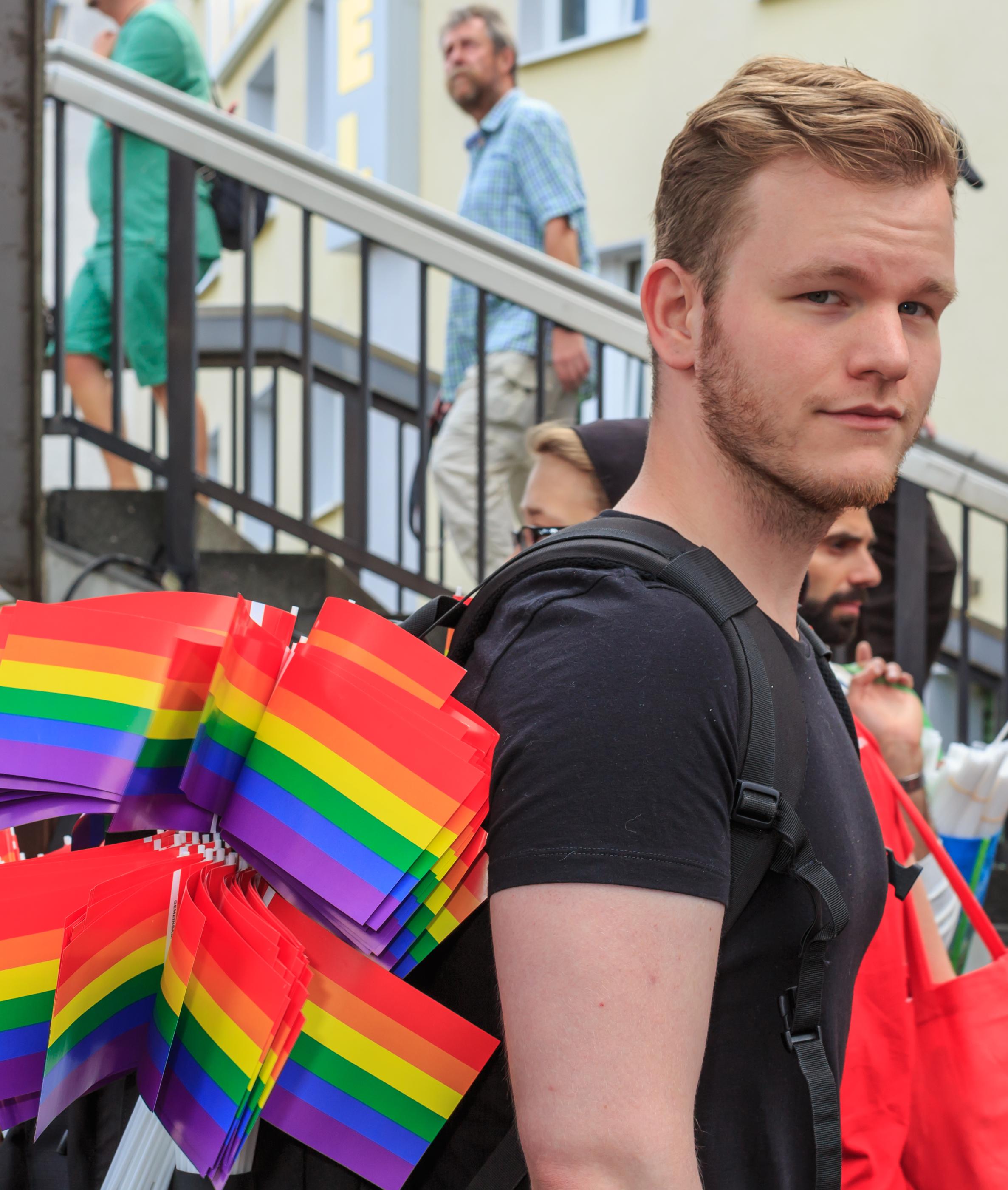 геев для знакомства германии в