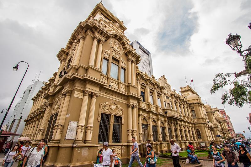 Edificio de correos y tel grafos de costa rica wikipedia for Oficina de correos logrono