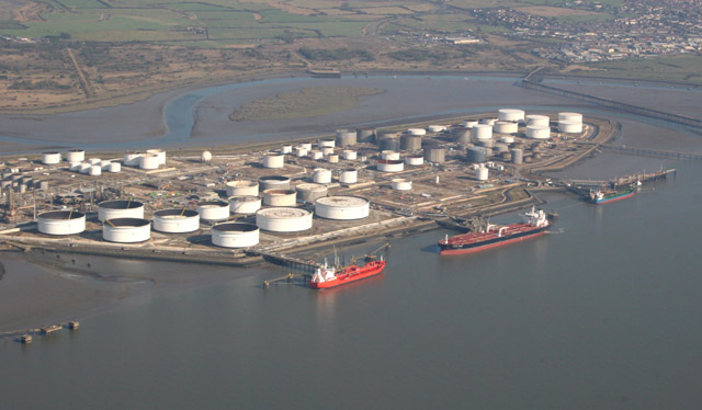 petroleum refining in the united kingdom wikipedia