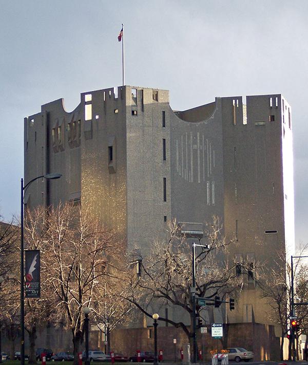 Denver Art Museum: The Art Of Architecture: 11/1/11