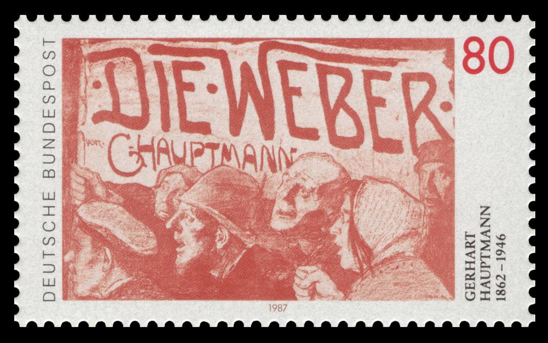 File:DBP 1987 1344 Gerhart Hauptmann, Die Weber.jpg