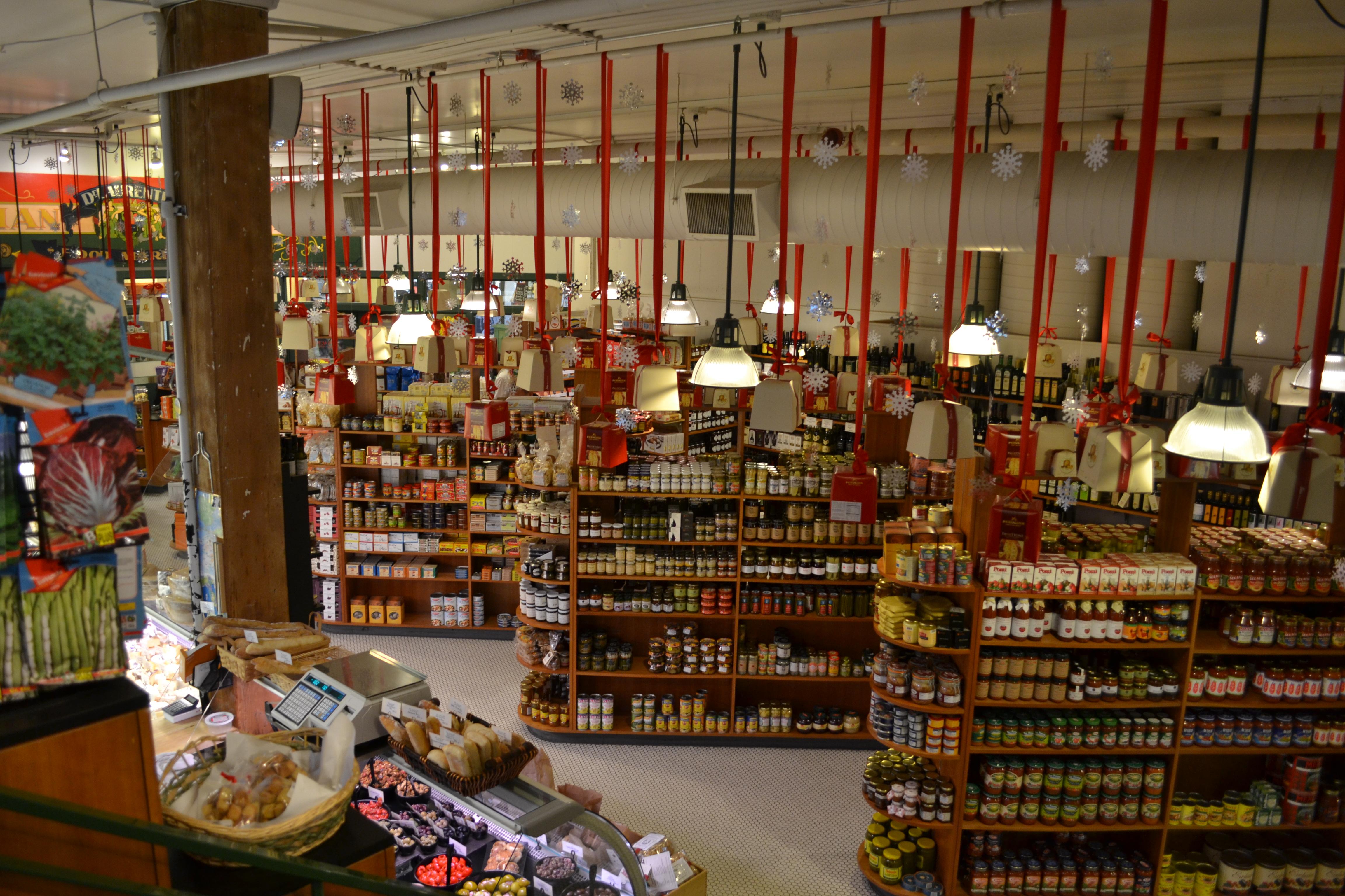Specality Food Market In Saco Maine In Dunstan School