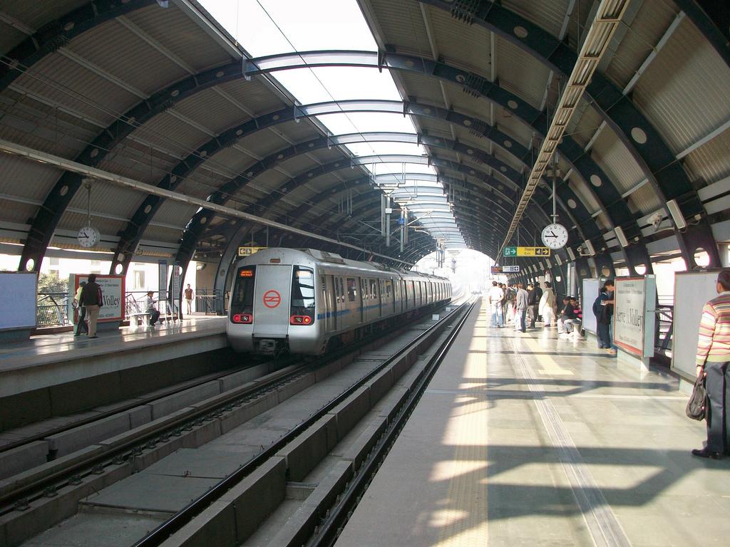 Metro dating delhi