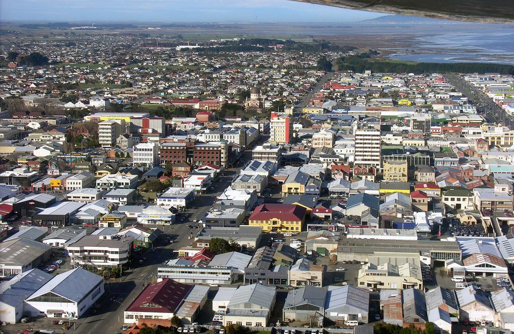 Invercargill New Zealand  city photos gallery : Downtown Invercargill, Southland, New Zealand Wikipedia ...