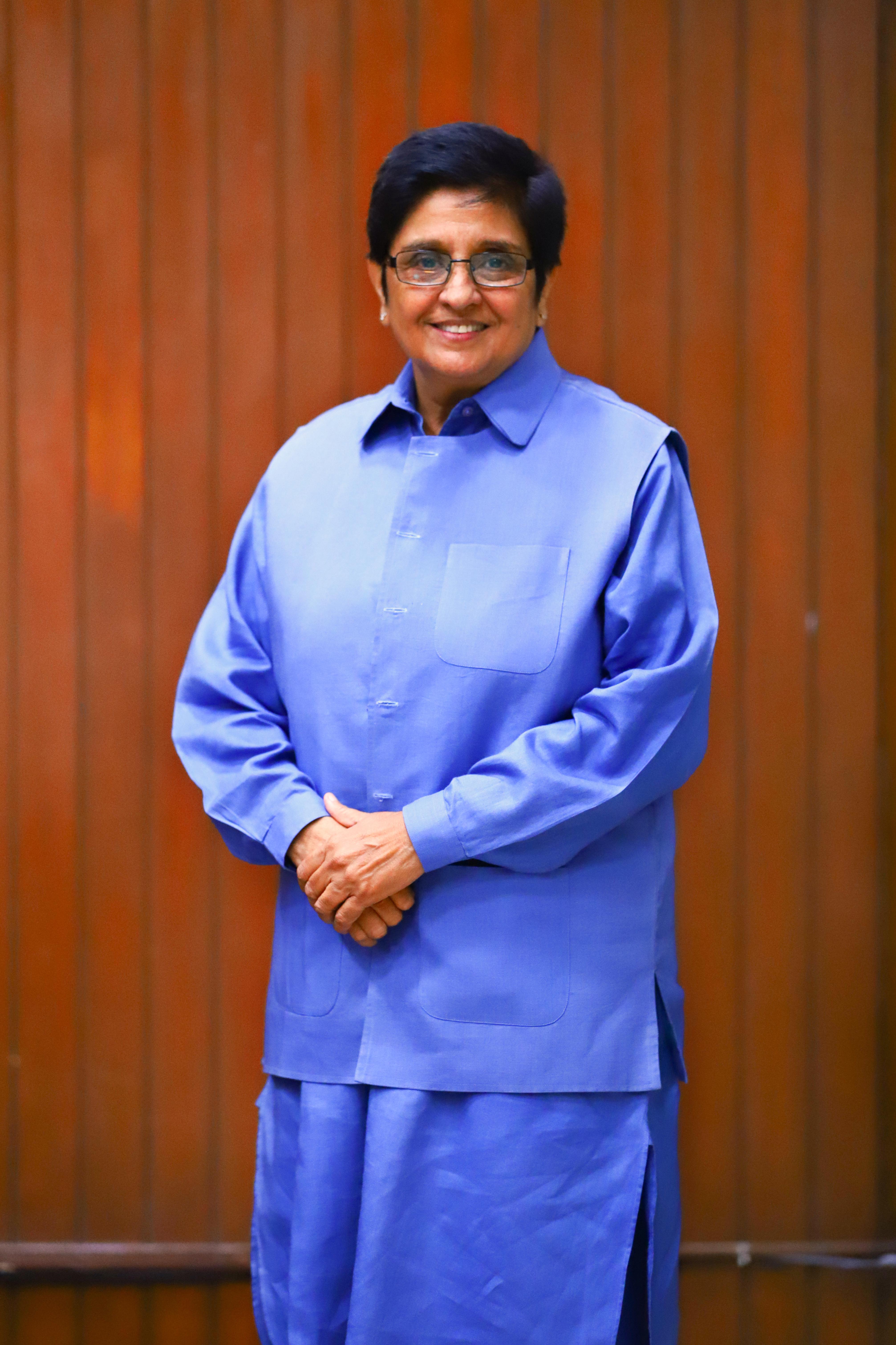 Kiran Bedi - Wikipedia