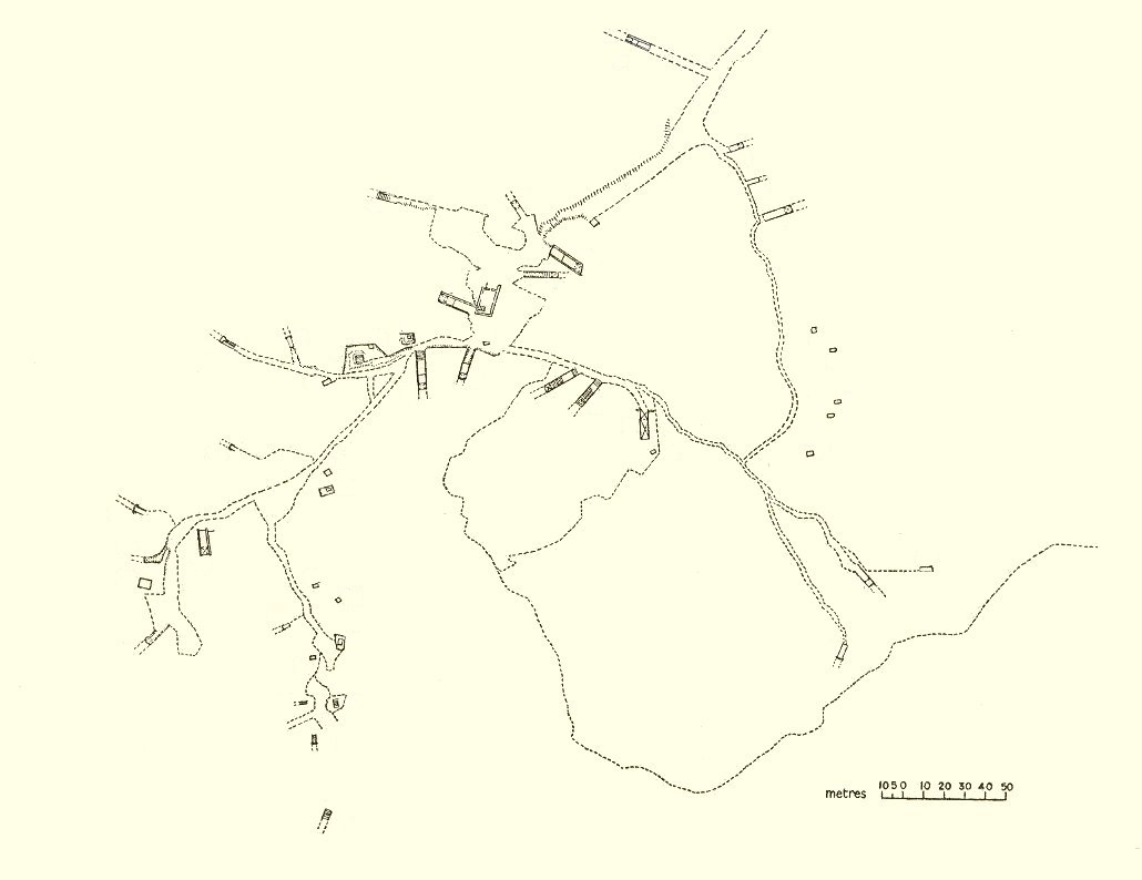 FileEast Valley Of The Kings Sketch Mapjpg Wikimedia Commons - Us map sketch