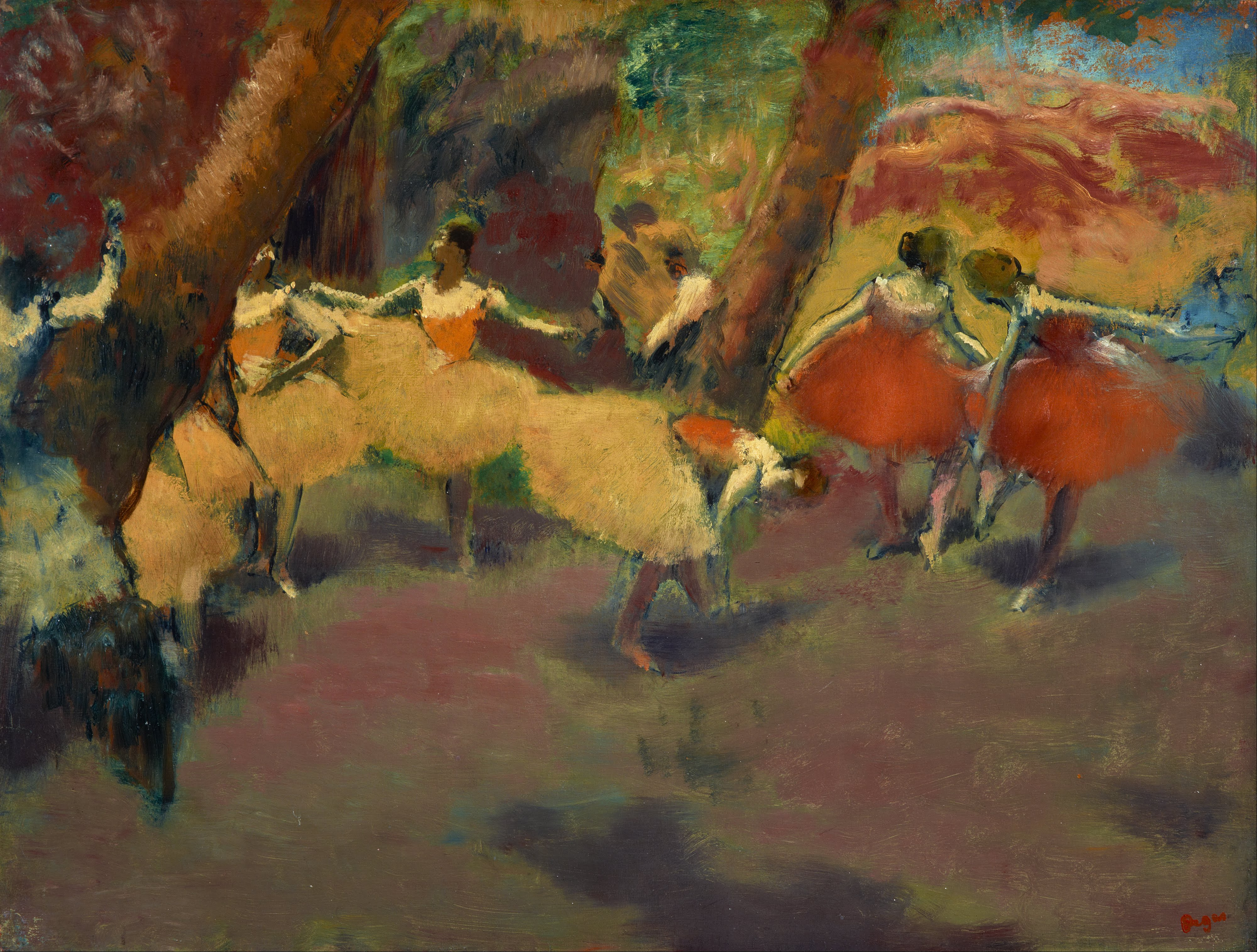 Degas Impressionism And The Paris Millinery Trade Tour