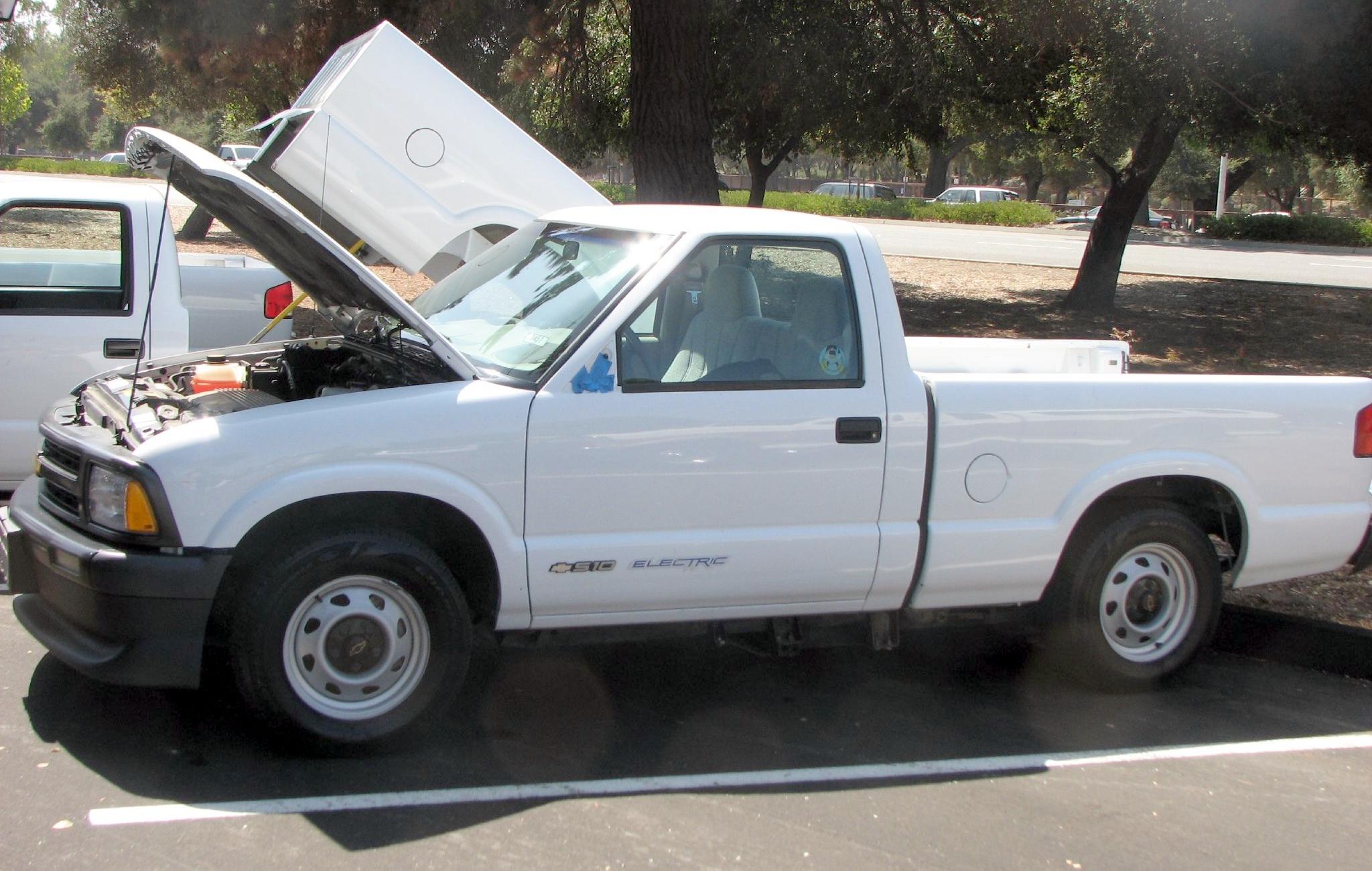 Chevrolet S-10 EV - Wikiwand