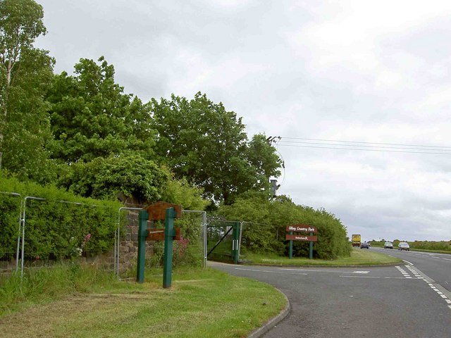 Entrance to Ulley Country Park - geograph.org.uk - 1323542