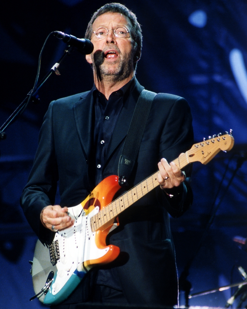 List Of Awards And Nominations Received By Eric Clapton Wikipedia
