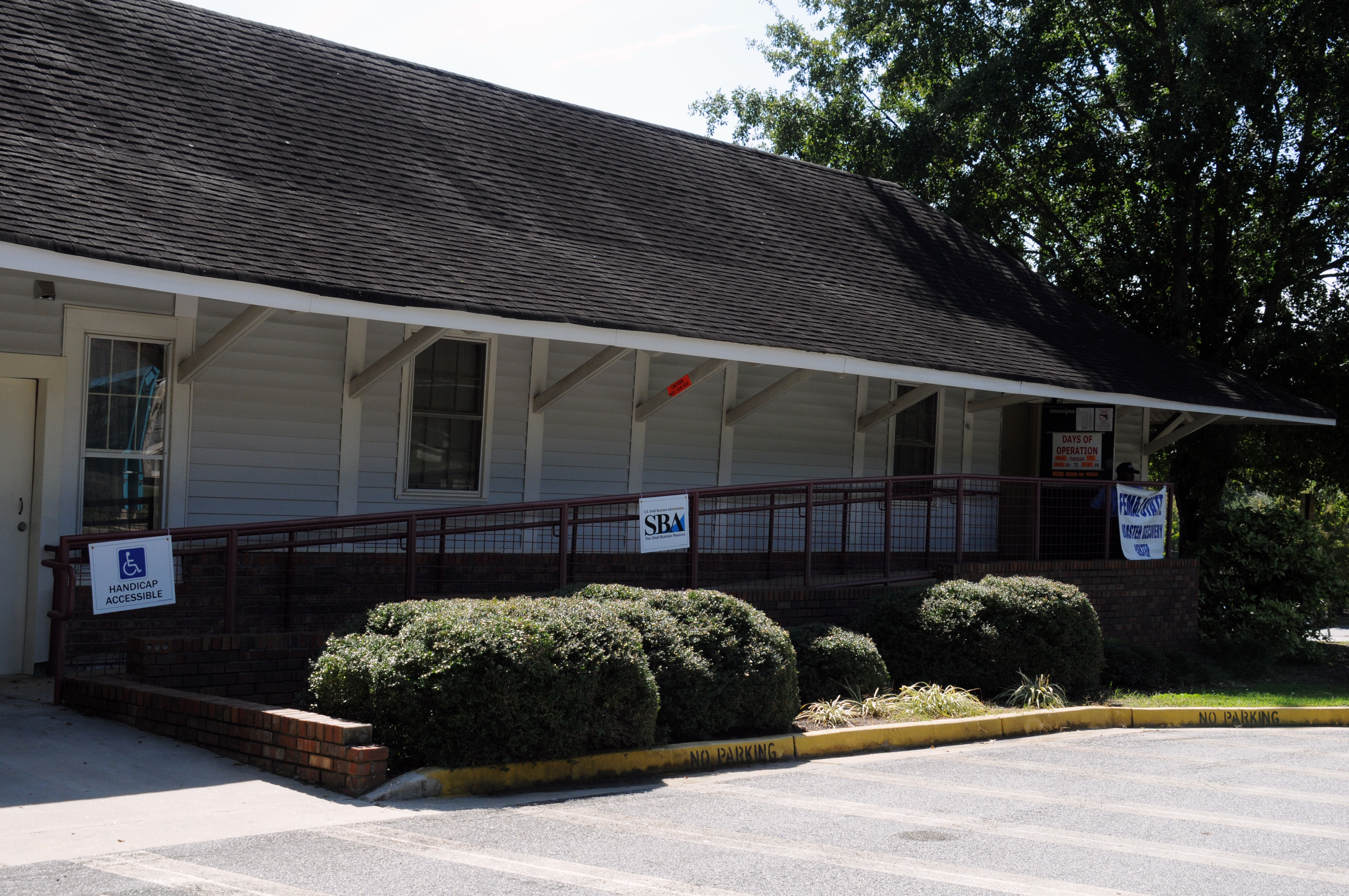 Gwinnett County Government Annex Building