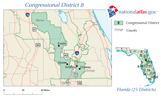 Florida39s 8th Congressional District Election 2010