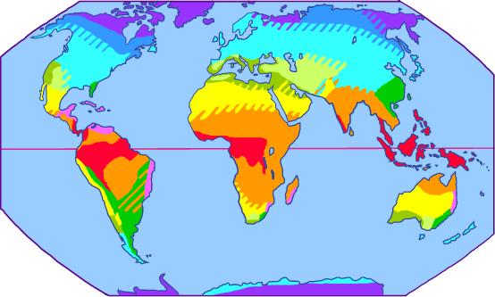 フローンの気候区分 - Wikipedia