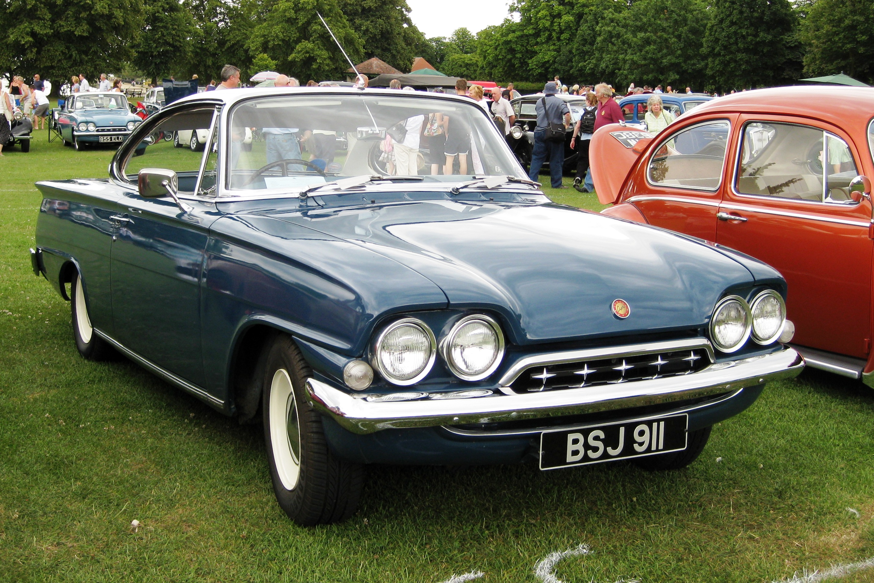 File ford consul capri reg may 1963 1499cc according to for What was a consul
