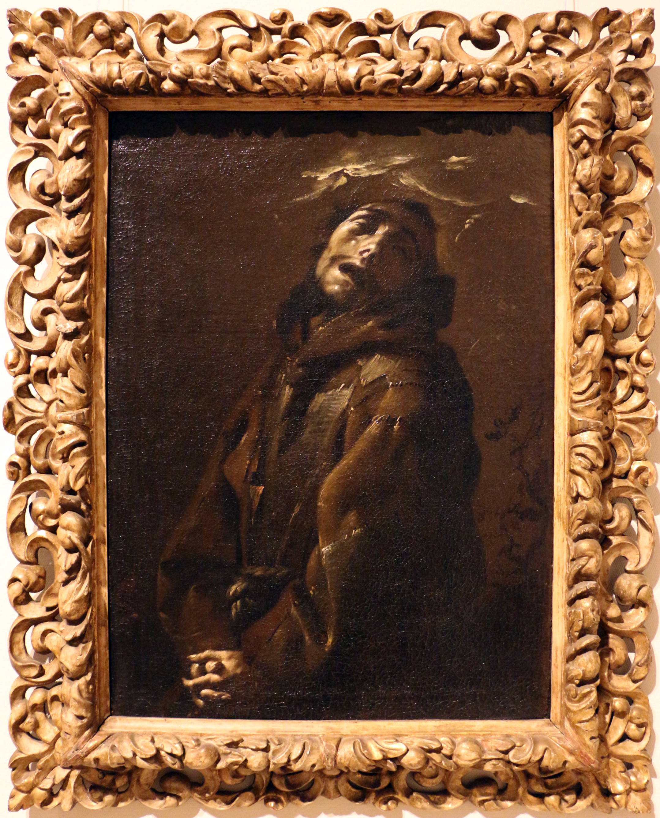 File:Francesco cairo, san francesco in estasi, 1633-35.JPG