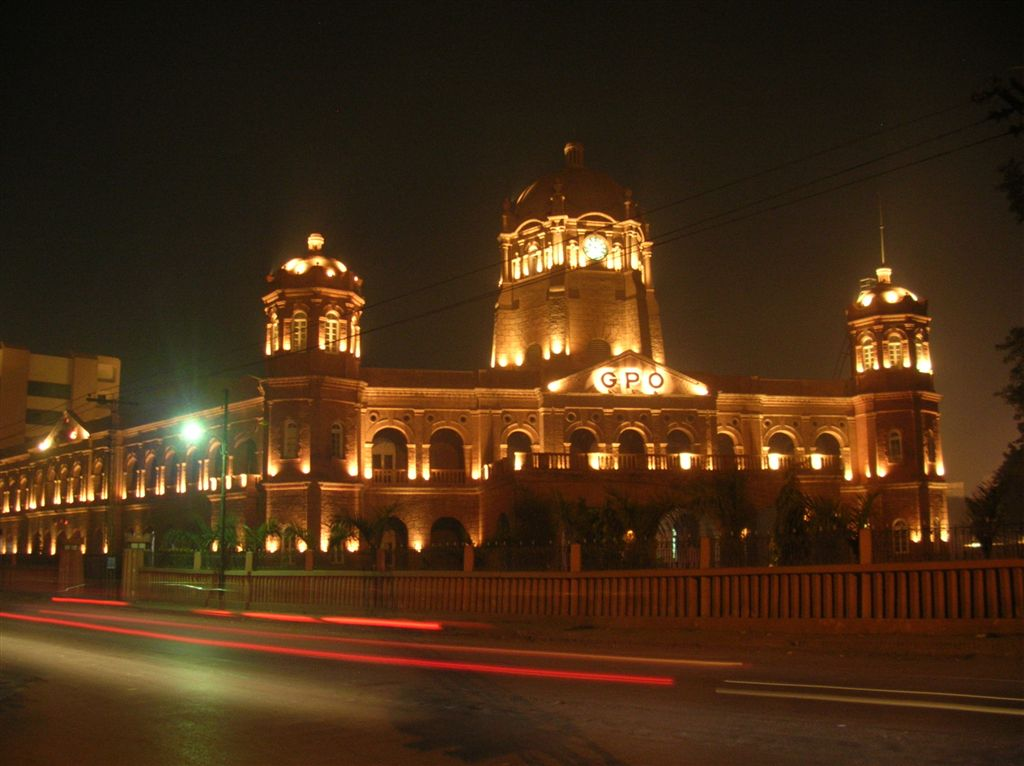 General Post Office, Lahore - Wikipedia