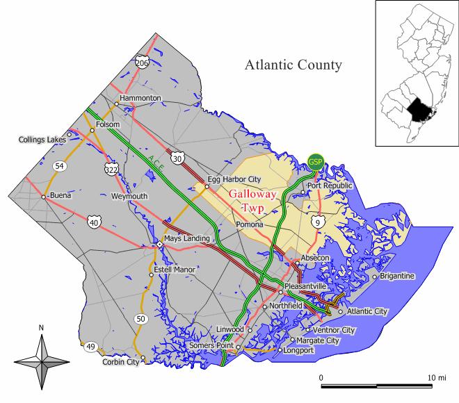 Galloway Township, New Jersey - Wikipedia, the free encyclopediagalloway township